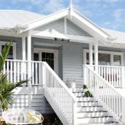 Classic Australian beach home