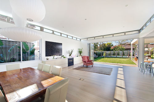 Building extensions for your home with Sydney Beach Homes